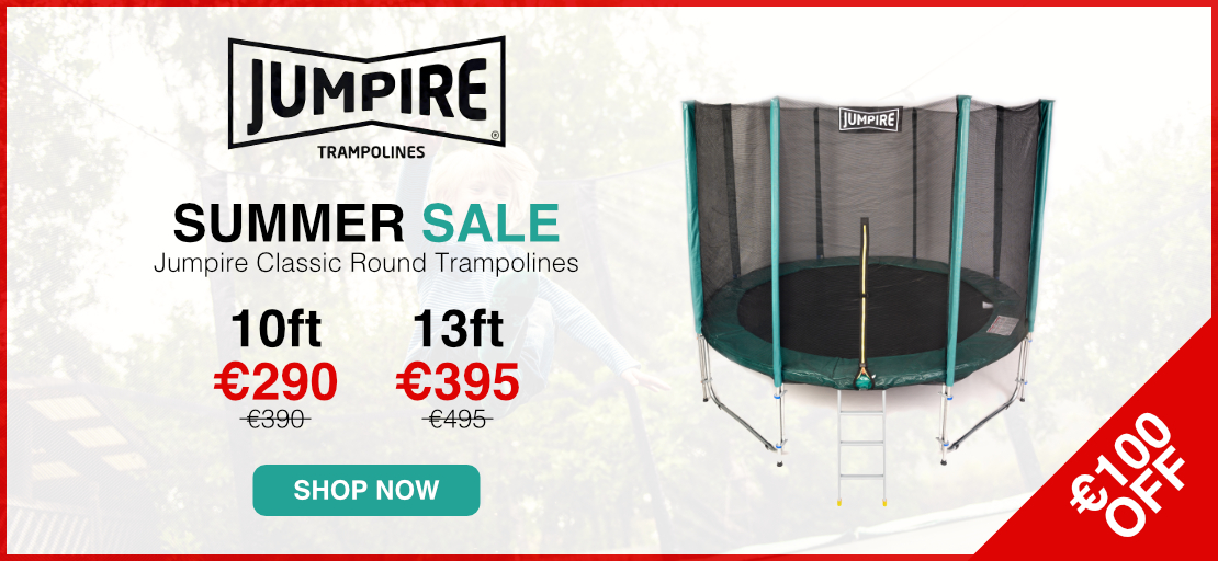 Jumpire Sale 100euro OFF