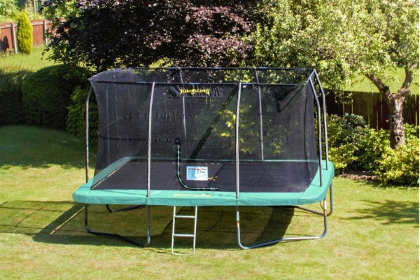 10ft x 14ft Rectangular JumpKing  Premium Trampoline